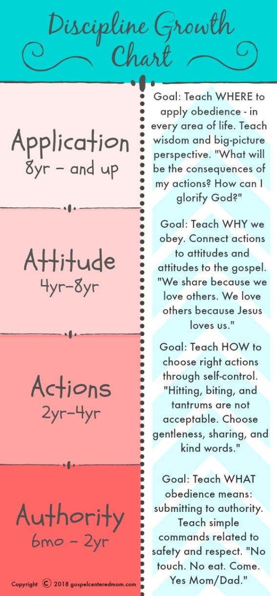 Discipline Growth Chart 3